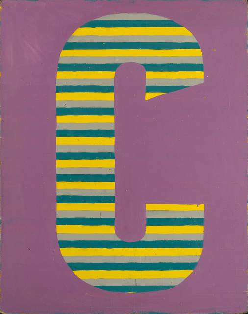 , 'Untitled (C),' 1965, Galleri Bo Bjerggaard