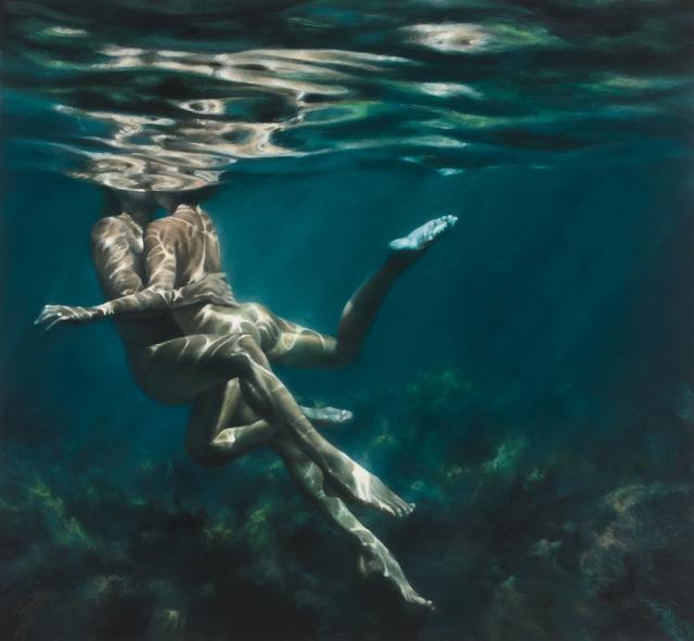 , 'Entwine,' 2016, OLSEN GALLERY