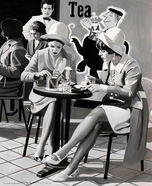 , 'Afternoon Tea,' , Catto Gallery