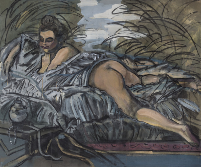 , 'Odalisque ,' 2017, Ethan Cohen New York