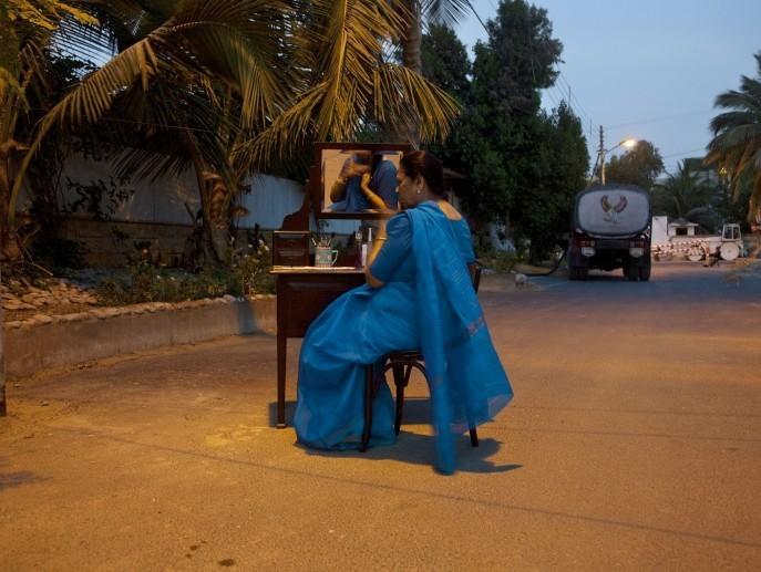 Bani Abidi. Karachi Series I, 2009  Courtesy: the artist & Experimenter, Kolkata © Bani Abidi