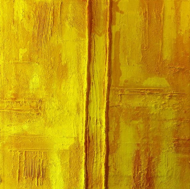 , 'Yellow Sole,' 2014, Opera Gallery