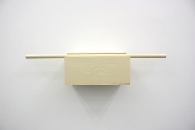 , 'Geschlossen mit Neon,' 2002, Galerie Francesca Pia
