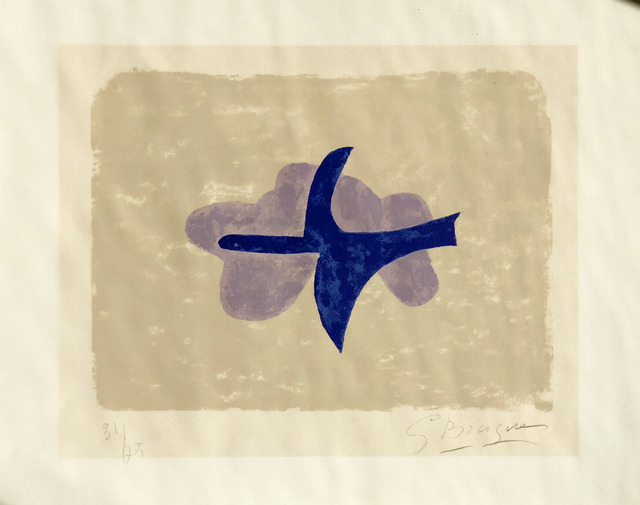 , 'Dans le ciel  (Oiseau XV) ,' 1958, Fairhead Fine Art Limited