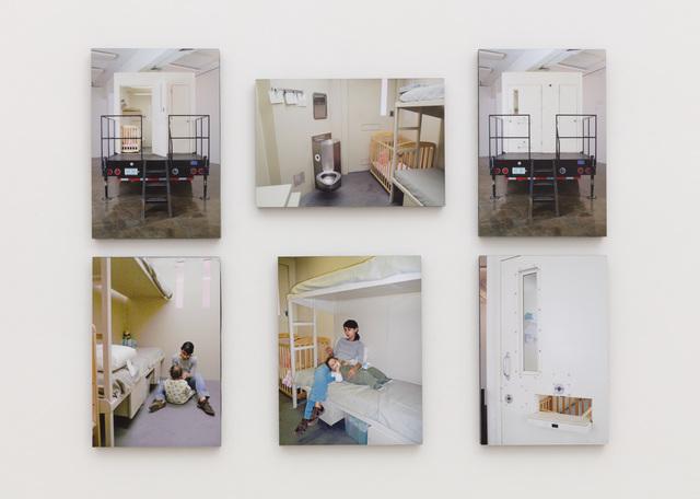 , 'America's Family Prison,' 2008, Baik Art