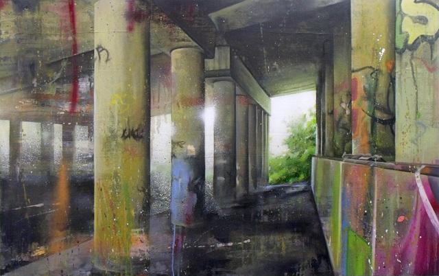 , 'Edgelands,' 2017, Arusha Gallery