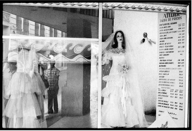 , 'Bridal Shop, Santiago, from the Cuba series,' 1981, Galleria Raffaella Cortese