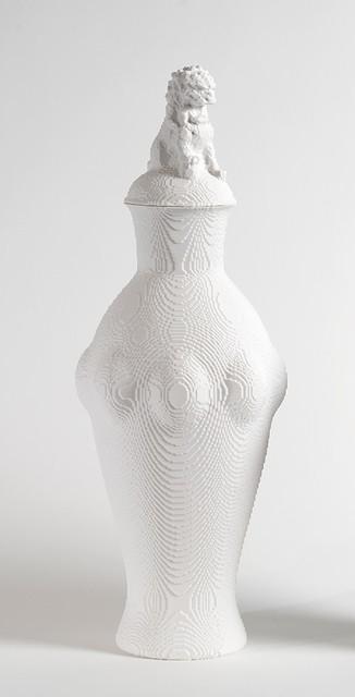 , ''Li-ion' lidded vessel,' 2017, Cynthia Corbett Gallery