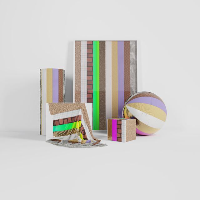 , 'Procedual,' 2017, Martin Asbæk Gallery