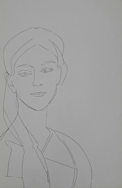 Surendran Nair, 'Untitled (Drawing 22)', Aicon Gallery