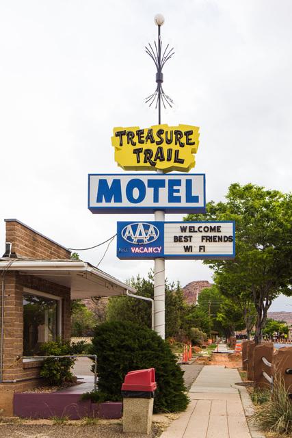 , 'Motel 1 - Kanab, Utah,' 2020, PHOTIQ