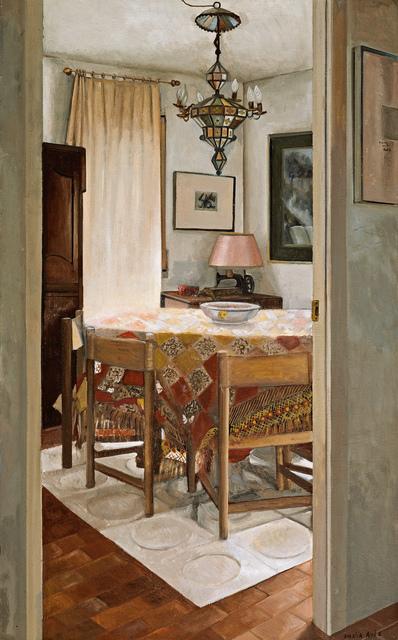 , 'El Comedor (The Dining Room),' 1987, Museo Thyssen-Bornemisza