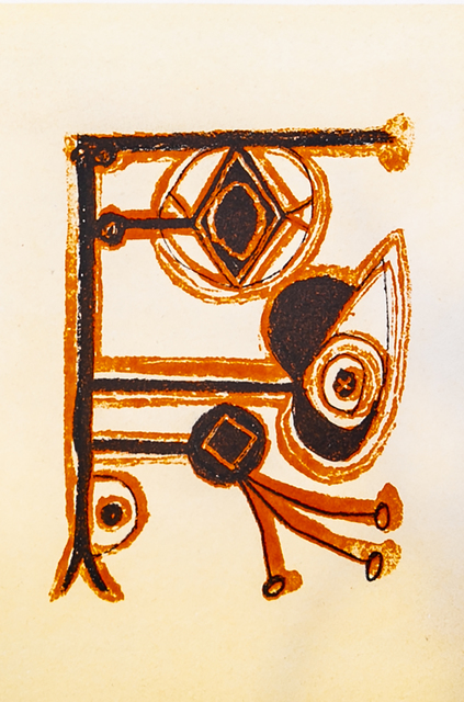 Pablo Picasso, 'Composition, 1949 Limited edition Lithograph by Pablo Picasso', 1949, White Cross