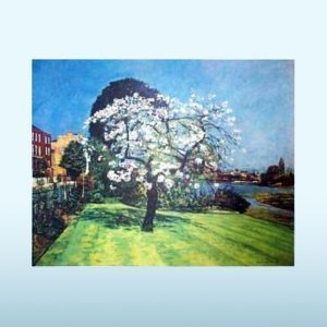 William Bowyer, 'Cherry Blossom', Brandler Galleries