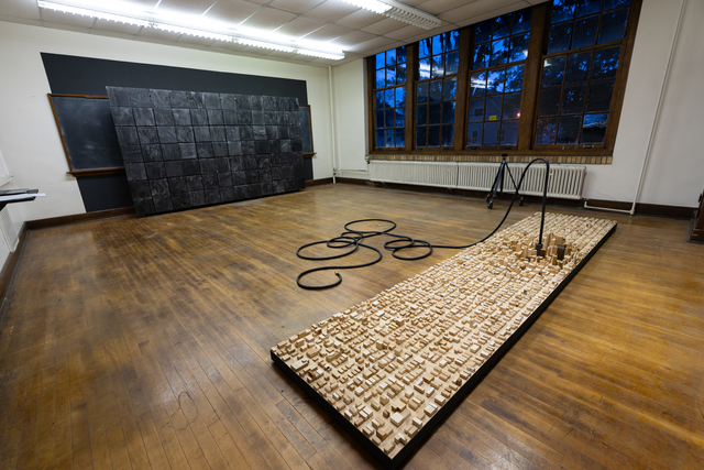, 'Installation 10: Classroom,' 2018, Resource Art