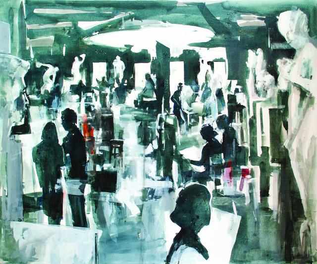 , 'Atölye / Atelier,' 2013, Nar Art