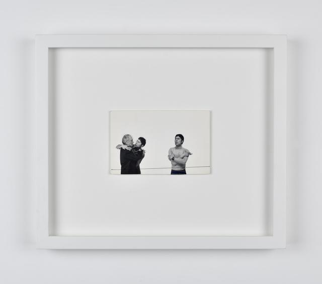 , 'L'inceste / Père-amant et Fils-garçon-amant / Fils voyeur (variante),' 1975, Galerie Christophe Gaillard