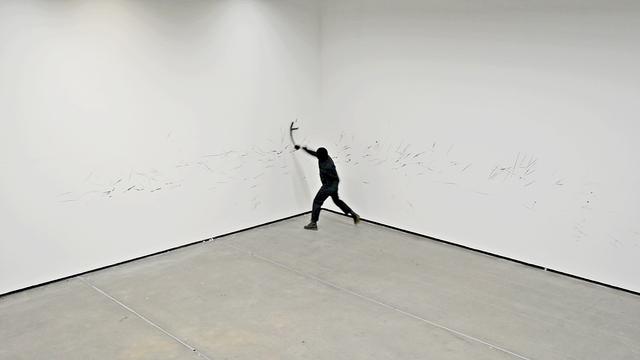Paul Setúbal, 'Porque os joelhos dobram', 2018, Casa Triângulo