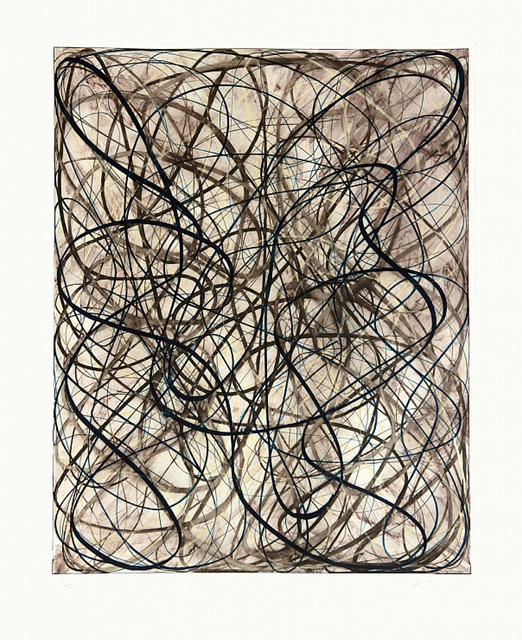 , 'String Theory II,' 2016, Meyerovich Gallery