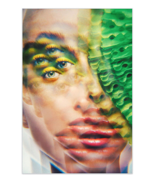 , 'Green Eyes,' , Chainlink Gallery
