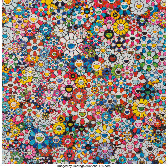 Takashi Murakami, 'The Future will be Full of Smile! For Sure!', 2013, Heritage Auctions