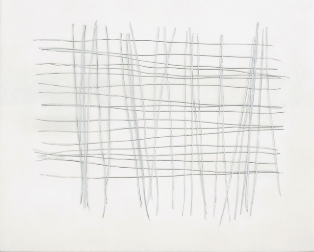 , 'Wire Grid,' 2017, Purdy Hicks Gallery