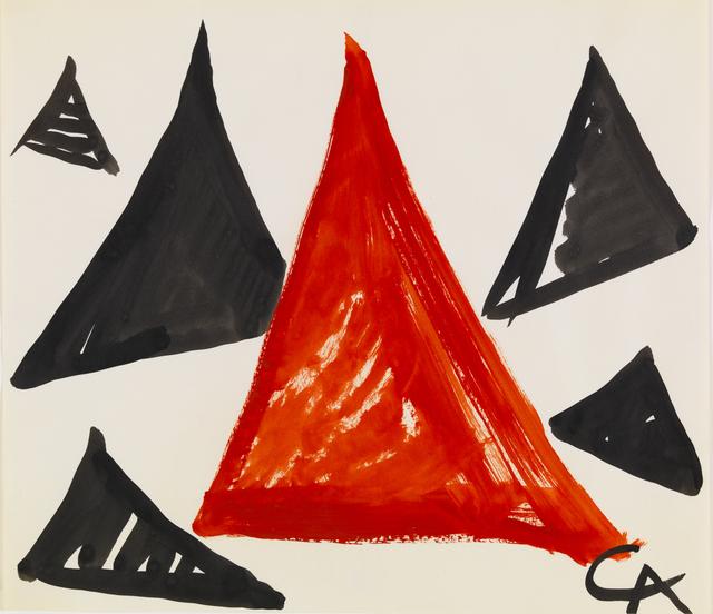 , 'Untitled, II,' ca. 1956, Omer Tiroche Gallery