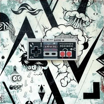 , 'Controller NES,' , Art Front Gallery