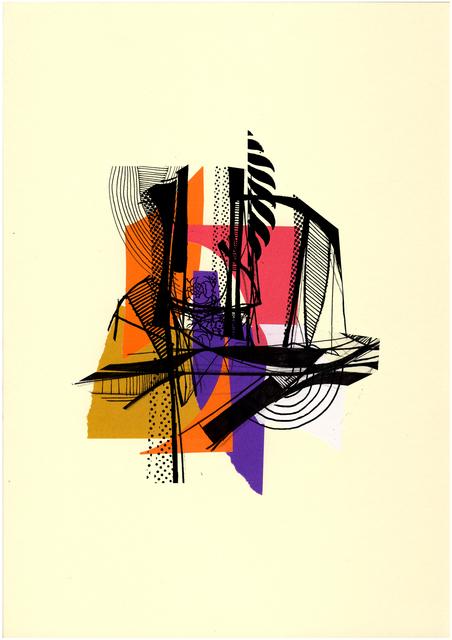 , 'Fragment 030,' 2015, Galerie SOON