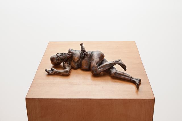 , 'New Realistic Figures (Sleeping): Confucius,' 2015, Bortolami