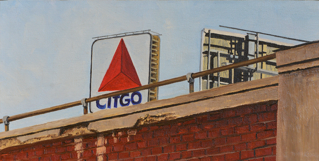 , 'CITGO Brick,' 2019, Copley Society of Art