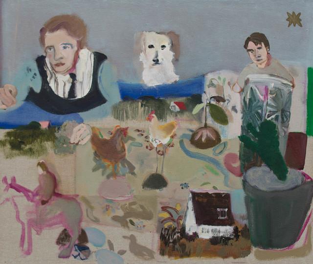 , 'Simon's Game,' 2018, Maurits van de Laar