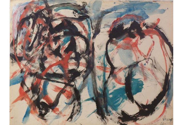 , 'Sin titulo ,' 1962, KLEUR