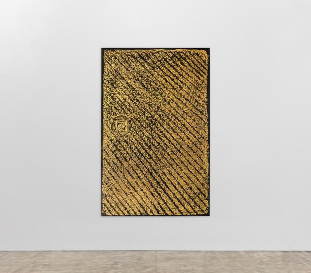 James Nares, 'Bowery', 2019, Kasmin