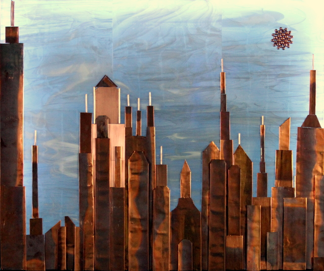 , 'Manhattan Two,' , Bitfactory Gallery