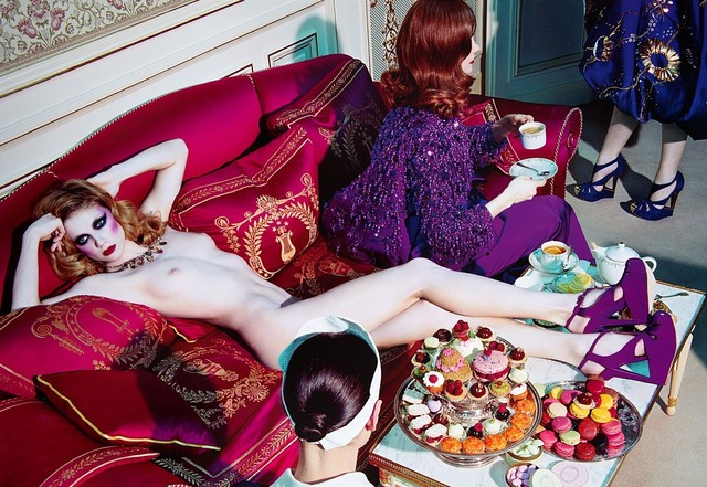 """Miles Aldridge, 'A Duzzling Beauty #4, from the series """"Carousel""""', 2008, Finarte"""