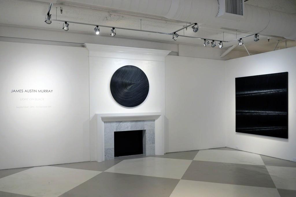 James Austin Murray Light On Black