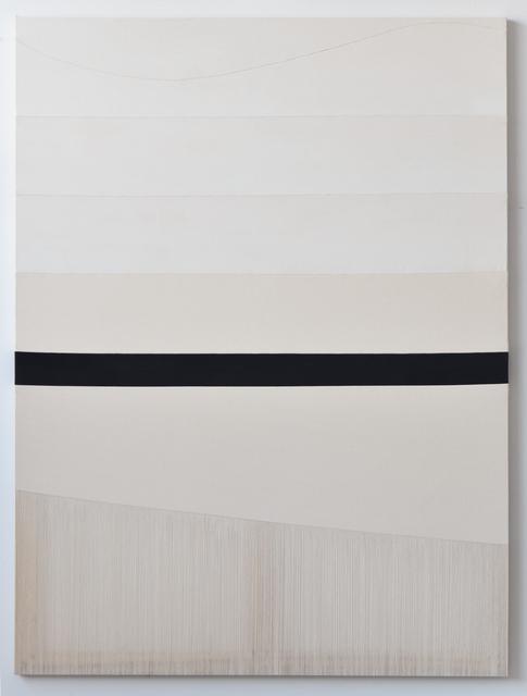 , 'the hum,' 2019, Ronchini Gallery