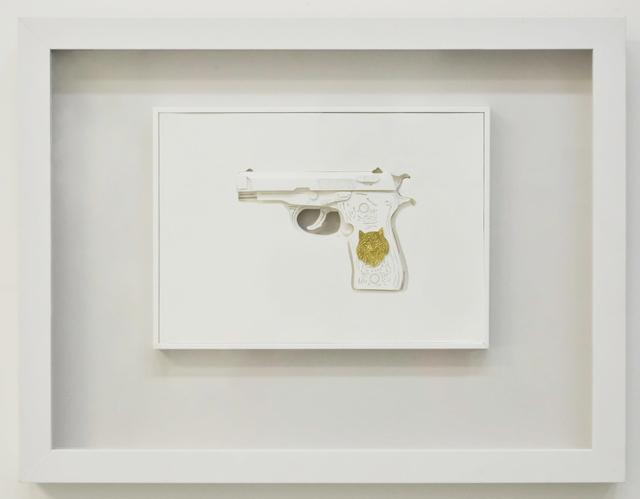 , 'Relicario,' 2016, Galerie Andreas Binder