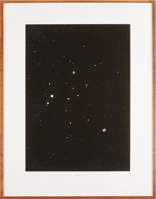 Thomas Ruff, 'Stern(3h 36m/ -35)', 1990, Elga Wimmer PCC