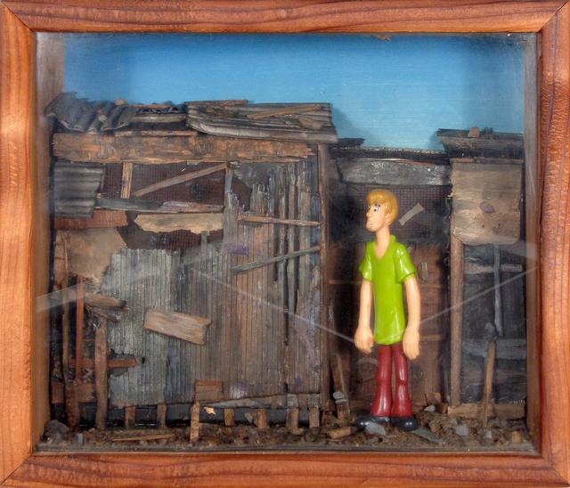 , 'Shaggy Slum,' 2017, Gregorio Escalante Gallery