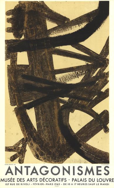 Pierre Soulages, 'Peinture', 1960, ArtWise