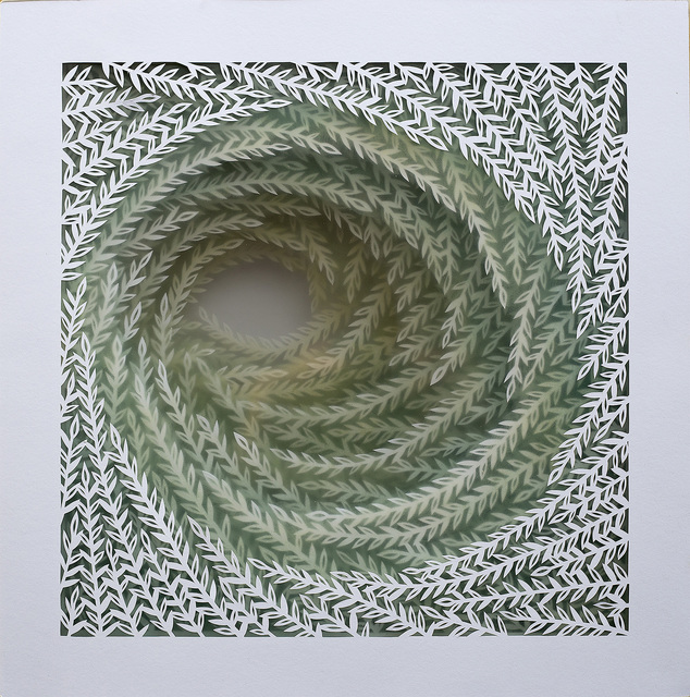 Elisa Mearelli, 'Green Vortex', 2017, AKKA Project
