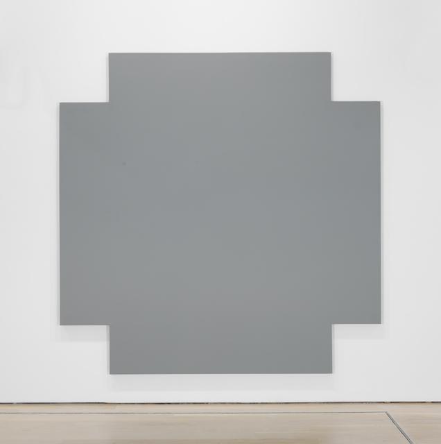 , 'Broad Cross Painting,' 1991, Annely Juda Fine Art