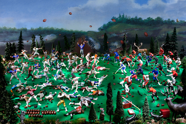Diana Thorneycroft, 'The Battle of Queenston Heights (War of 1812)', 2013, Art Mûr