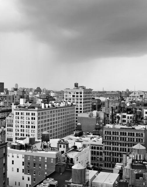 , 'Clouds #88, New York City ,' 2015, Galerie Les filles du calvaire