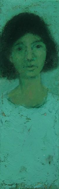 , 'Girl,' ca. 2010, Castlegate House Gallery