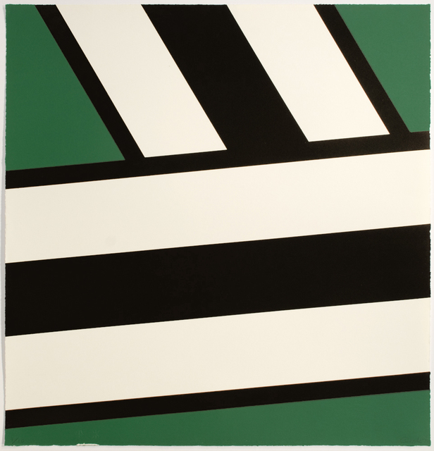 Pierre Clerk, 'Untitled', 1972, Print, Screenprint, Brooke Alexander, Inc.