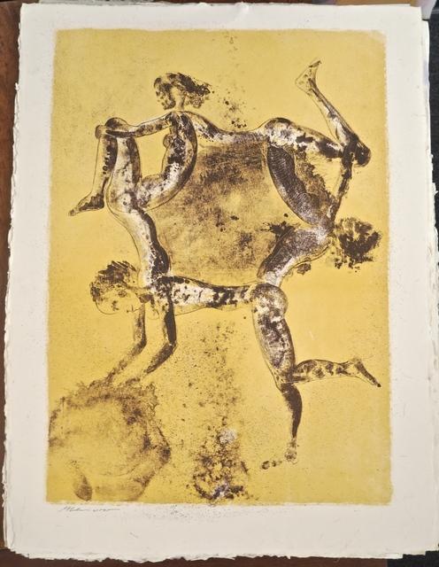 guillermo ceniceros, 'Circulo de baile', 1988, MLA Gallery