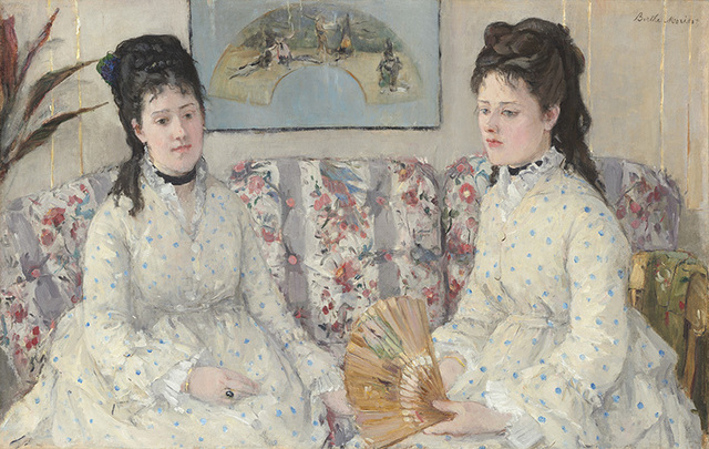 , 'The Sisters,' 1869, American Federation of Arts